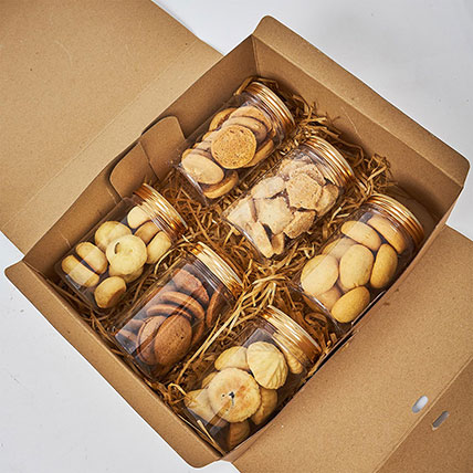 Cookies Delight Box: New Arrival Gifts