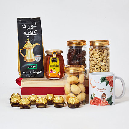 Ramadan Celebration Hamper: Ramadan Gift Hampers