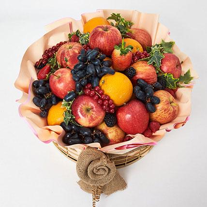Mix Fruits Special Fruit Basket: Fruit Baskets