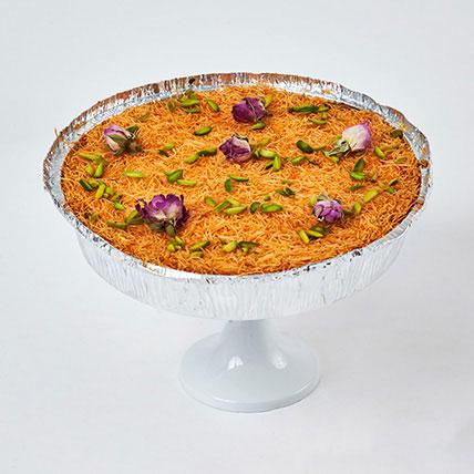 The Perfect Kunafa Cheesecake 8 Portion: Arabic Sweets Dubai