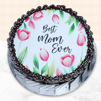 Best Mom Ever cake: Best Mother's Day Gifts