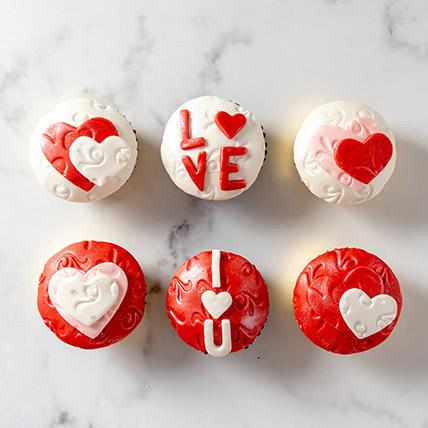 Expression of Love Cupcakes: Cupcakes Dubai