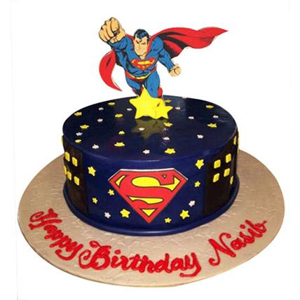 Superman Cakes: Superman Cakes