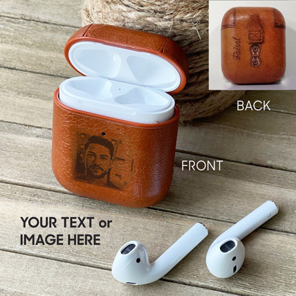 Personalised Engraved Airpod Cover: Personalised Engraved Gifts