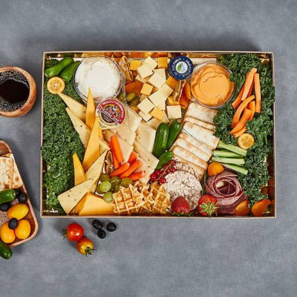 British Cheese Collection Box: Food Gifts