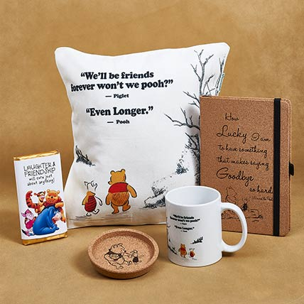 Lets Never Do Stupid Things Alone: Friendship Day Gifts