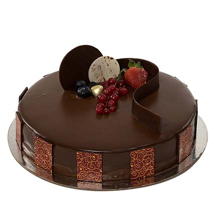 1kg Chocolate Truffle Cake LB: Cake Delivery in Lebanon
