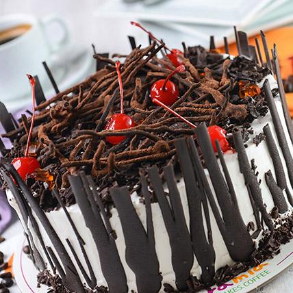 Yummy Choco Cherry Cake PH: