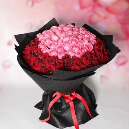 150 Roses Bouquet For You: Valentines Gifts Delivery in Qatar