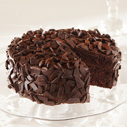 Frozen Chocolate Thunder Cake Half Kg: