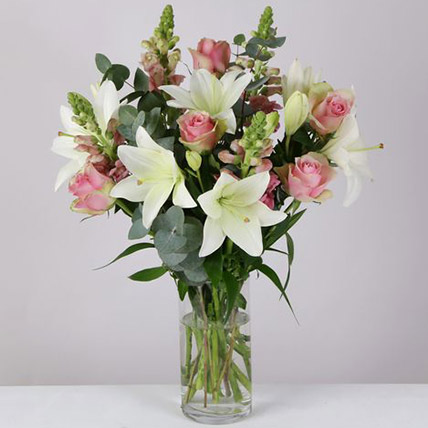 Sweet Love Floral Arrangement:  Gifts UK