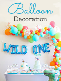 Balloon Decoration