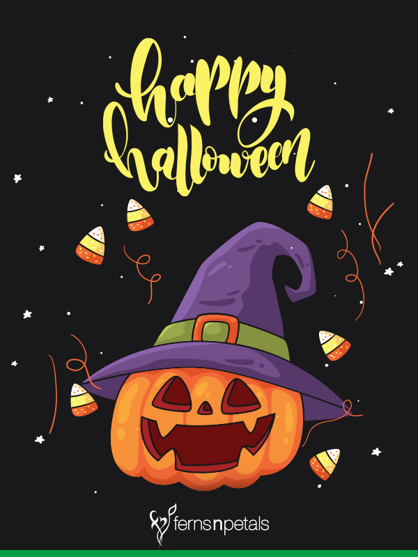 halloween greeting quotes