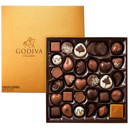 Online Chocolate for Friends
