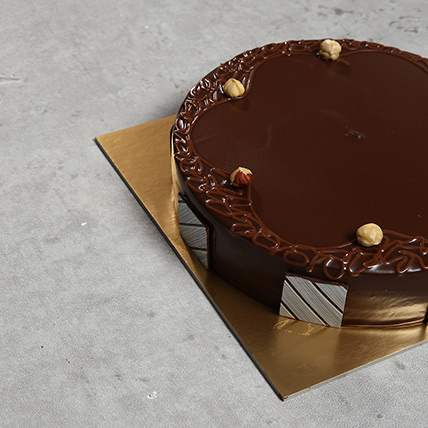 Hazelnut Chocolate Eggless Cake 1 Kg