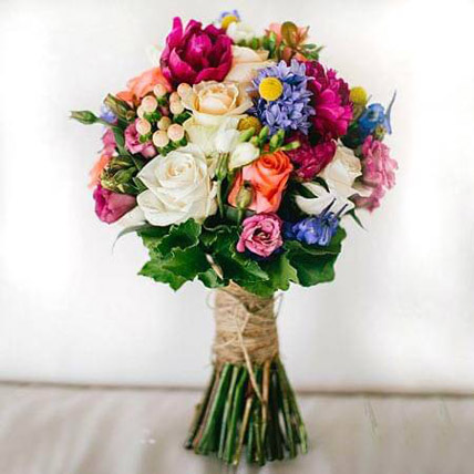 Online Mixed Flower Bouquets