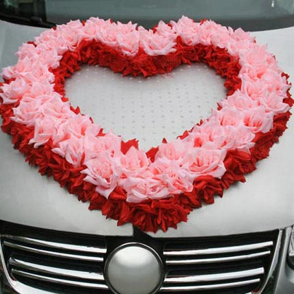 Love with Car Decor
