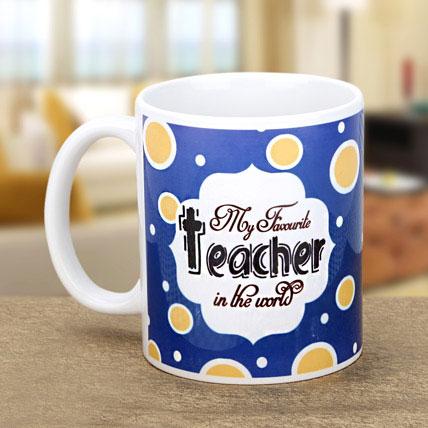 Coffee Mugs for Teachers Day