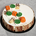 Carrot Cake 4 Portion