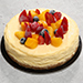 Baked Cheesecake 4 Portion