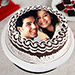 Personalized Cake of Love 1 Kg Truffle Cake