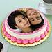 Personalized Cream Cake 1 Kg Truffle Cake