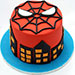 Super Hero Red Velvet Cake