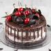 Delicate Black Forest Cake- 1.5 Kg