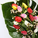 Colourful Bouquet Of Tulips SG
